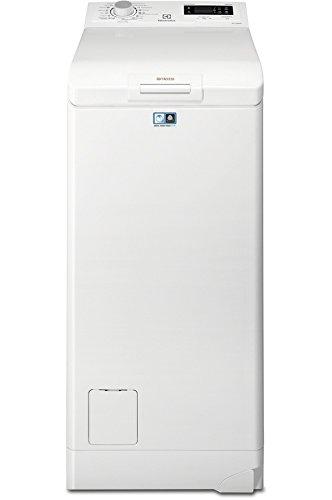 Electrolux EWT1376HZ1 Independiente Carga superior 7kg 1300RPM A+++ Color blanco - Lavadora (Independiente, Carga superior, Color blanco, LCD, Arriba, B)