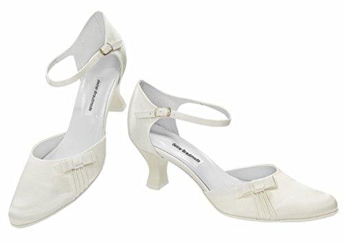 Zapatos de novia, zapatos de boda, zapatos de tacón para boda, correa...