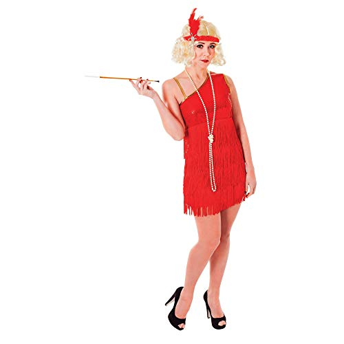 FANCY DRESS LADY ROUGE CLAPET 1920 s'inscrit en place à 14-16 [Jouet]