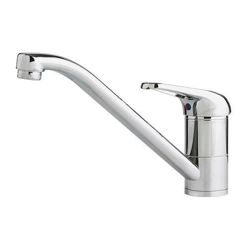 Ikea sundsvik–cucina rubinetto miscelatore, CROMATO