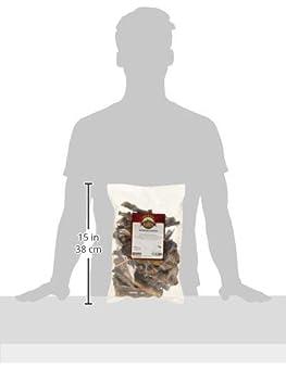 EcoStar Chien Snack Queue de bœuf Pointes 1kg, 1er Pack (1x 1kg)