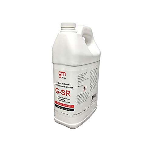 Stamped Concrete Liquid Release Agent Mineral Oil Based - G-SR-S