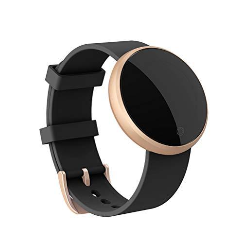 B36 Lady Smart Bracelet/Band Women Health Smart Watch Menstrual Predictio Heart Rate Monitor Fitness Tracker,Black