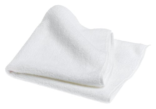 DII Microfiber Cleaning Dishcloth, 12x12 (Set of 5) - White