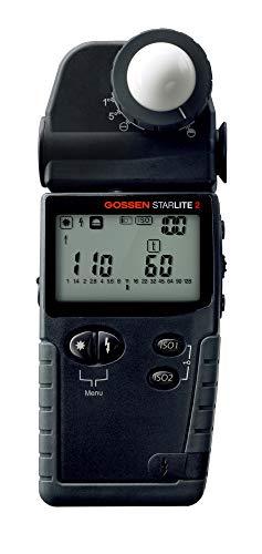 Gossen GO 4046 Starlite 2 Exposure Meter (Black)