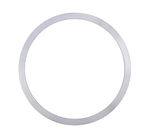 Plain Smooth Bezel for Rolex Explorer 1 114270 Watch Stainless Steel TOP Quality
