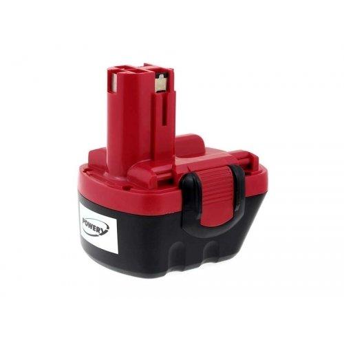 Batería para Bosch Taladro PSR 12VE-2 NiCd O-Pack, 12V, NiCd