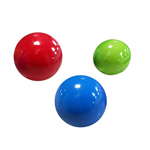 Kids Suction Cup Ball Indoor Outdoor Sports Training Toy Parent-child Interaction Sticky Ball