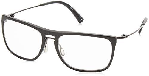 zero rh+ 836S-81-FISSO (59 mm) Gafas, Negro, 59/17/135 Unisex Adulto