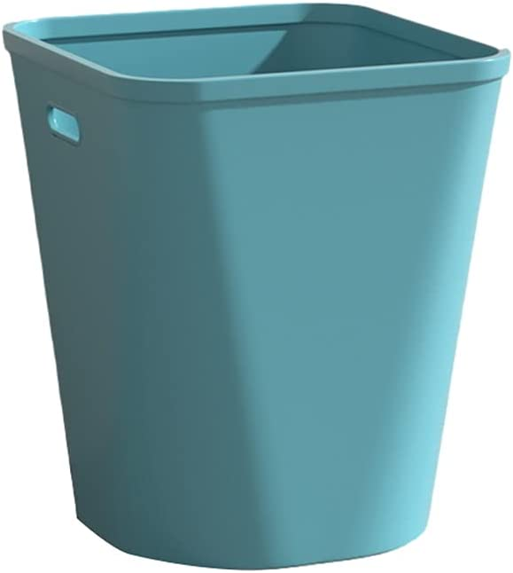 ZZL Max 68% OFF Garbage Bin Can Plastic Office Superior Trash