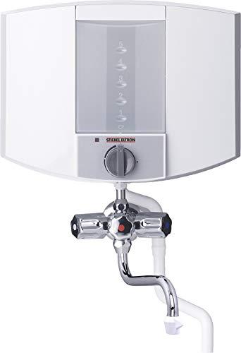 Stiebel Eltron Kochendwassergerät KBA 5 KA, Kunststoff, 5 Liter, Dreigriff-Füll- und Ablaufarmatur, 74289