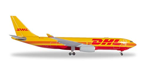 Herpa DHL Aviation (Trasporto aereo europeo) Airbus A330-200F, multicolore