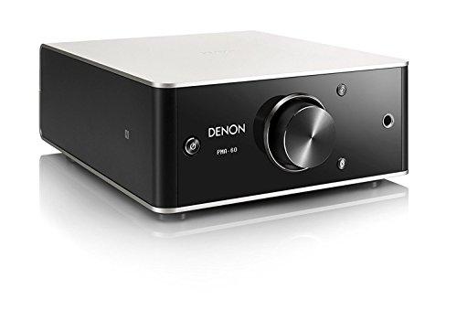デノン Denon PMA-60 プリメインアンプ USB-DAC搭載/ハイレゾ音源対応/ヘッドフォンアンプ搭載 アンプ プレミアムシルバー PMA-60-SP