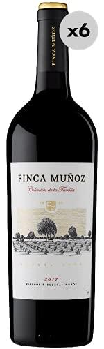 Finca Muñoz Colección de la Familia Barrel Aged, Vino Tinto, 6 Botellas, 75 cl