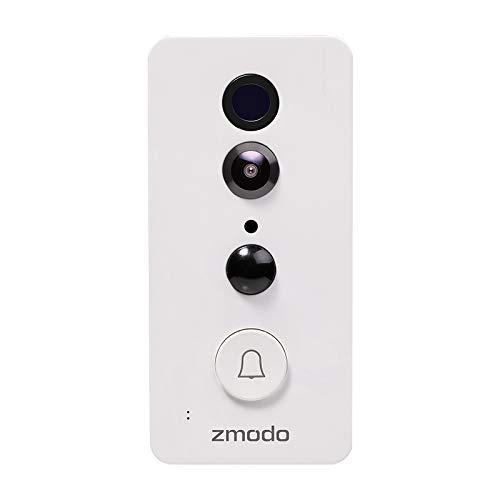 Zmodo WiFi Video Doorbell, Greet Lite HD Wireless Doorbell, Motion Detection, Ring...
