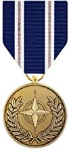 Medals of America ISAF Non Article 5 NATO Iraq/Afghanistan/Sudan Medal Bronze