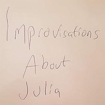 Improvisations About Julia