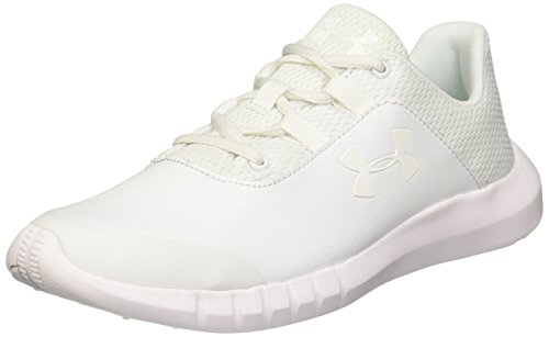 Under Armour Unisex Kinder UA GS Mojo UFM Sneaker, Wht, 36 EU