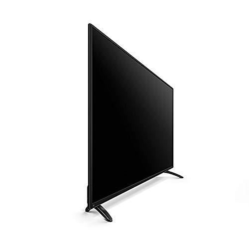 YILANJUN TV 4K Televisión Televisor Smart Monitor LCD de Alta Definición de Red WiFi Inteligente de 24/32/42/50 Pulgadas, Pantalla de Proyección del Teléfono Móvil, Compatible con Varios Dispositivo