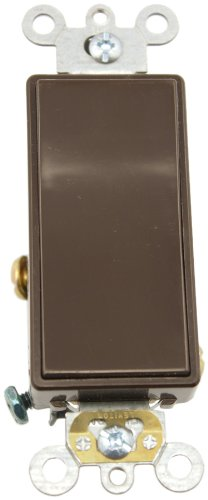 Leviton 5691-2, Brown