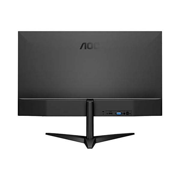 "AOC 22B1H 21.5"" LED Full HD (1920x1080) monitor, (VGA, HDMI) - Black 5"