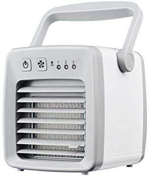 SHSM Mini Refrigerador de Aire Portátil Usb Humidificación Ventilador Pequeño Aerosol atomizador