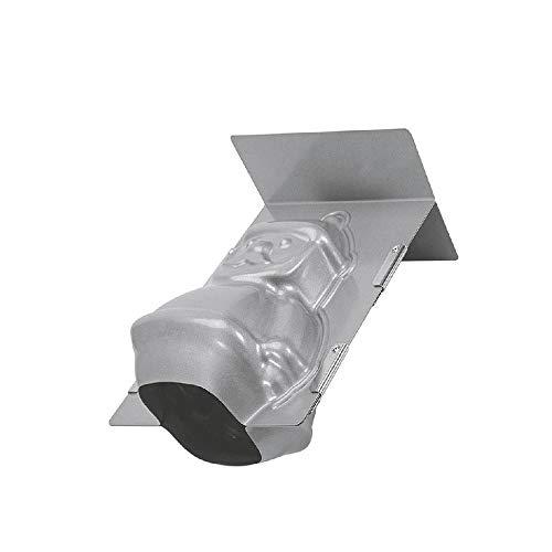 Städter 661813 Santa Claus – 3D-Backform, Metall