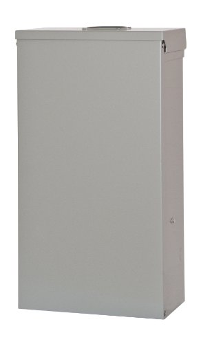 Siemens TL17US Talon Temporary Power Outlet Panel with a 20 and 50-Amp...