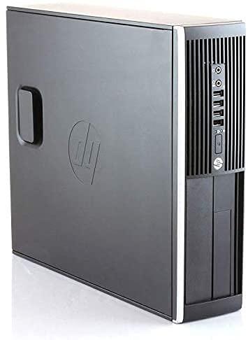 HP Elite 8300 - DESKTOP PC (Intel Core i7-3770, 16GB de RAM, Disco HDD 500GB, Windows 10 Pro 64 Bits) (Ricondizionato)