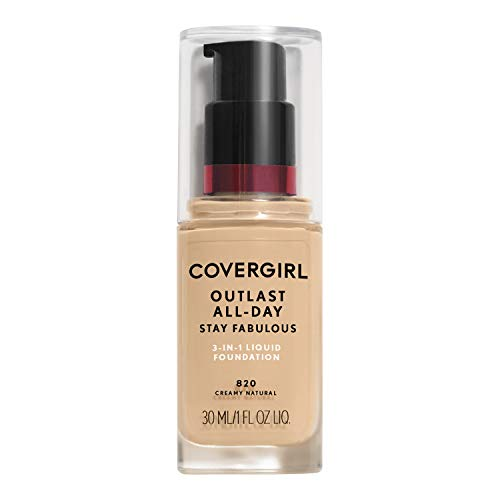 COVERGIRL Outlast All-Day Stay Fabu…