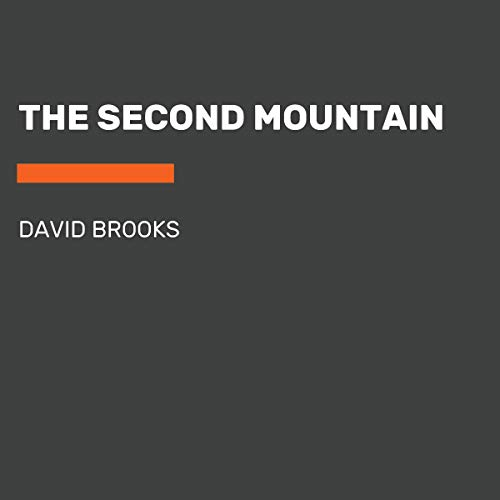 The Second Mountain audiobook cover art
