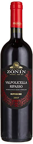Zonin Ripasso Valpolicella Superiore DOC Corvina 2017 Trocken (1 x 0.75 l)