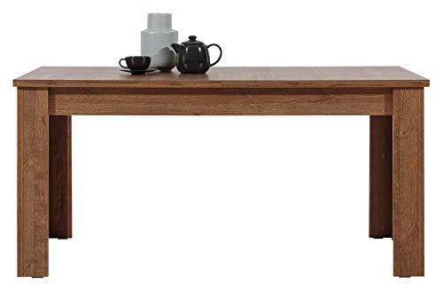 lancashire furniture IVO Extendable Dining Table in April Oak