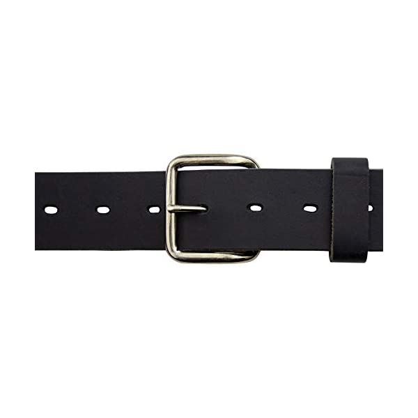 Journeyman Leather Belt | Made in USA | Mens Leather Belt