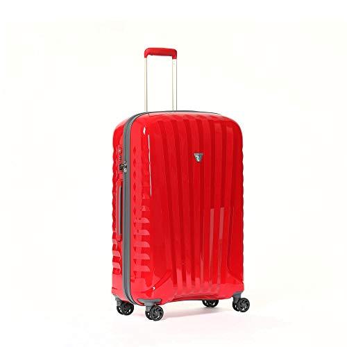 RONCATO, Trolley Uno Bright Medio 4 Ruote Unisex – Adulto, Rosso, One Size