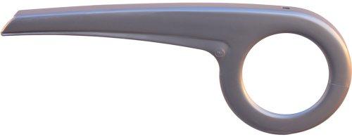 DEKAFORM Kettenschutz Easy Line 180-3 für Bocas Dekathlon Kettler Mars Velorent Fahrrad 36/38 Zähne * brilliant-silber