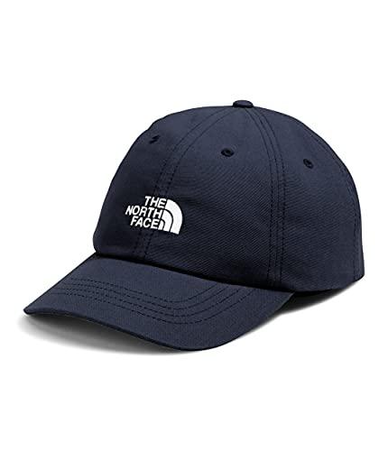 The North Face - Norm Hat Gorra de béisbol para Hombre, Hombre, Gorra de béisbol, NF0A3SH3RG1, A. Navy, Talla única