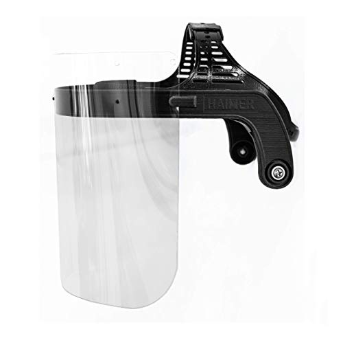 1x HAIMER Face Shield Schutzmaske Model 1 (0,175 mm Visier)