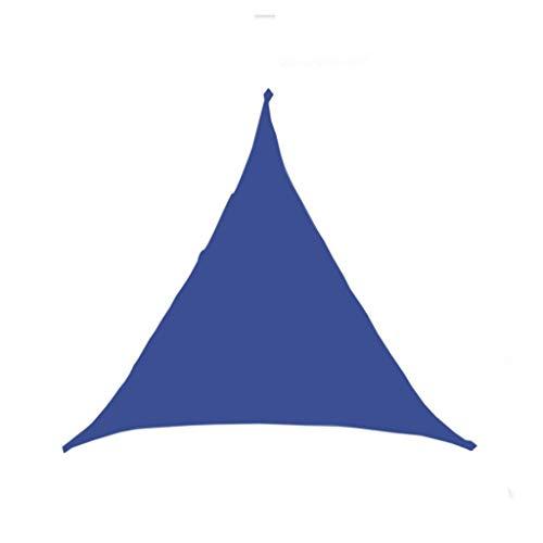 Mihoutao Sombrilla, Sombra de Vela Solar Impermeable, 95% de Efecto Protector Solar, Resistente al Polvo y al Viento Patios al Aire Libre, jardín, Patio Trasero, pérgola, terraza, Piscina 300cm*3