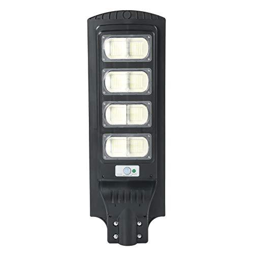 Luces solares para exteriores, 6500K-7000K 230W 560 Lámpara LED, Inalámbrico IP66 Luz de inundación solar a prueba de agua, Luz de sensor de movimiento de seguridad para exteriores para terraza, cerca