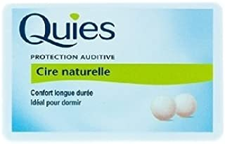 Quies 24 Boules de Protection Auditive à la Cire Naturelle by QuiesÂ