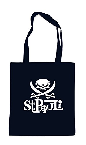 Certified Freak St. Pauli Stofftasche Black