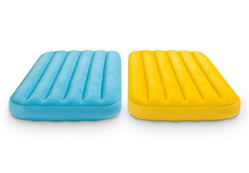 Intex Erwachsene Cozy Luftbetten, Blue/Orange, One Size