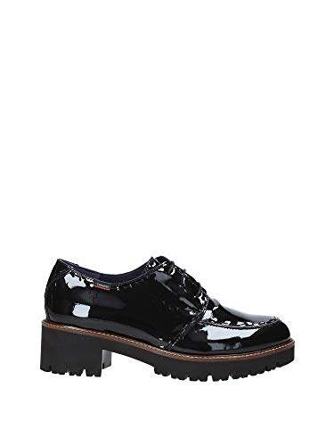 Miss callaghan 13421 Zapatos Casual Mujeres Negro 38