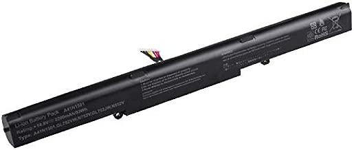 A41N1501 A41LK9H Battery for ASUS ROG GL752VW G752VW N552VX New