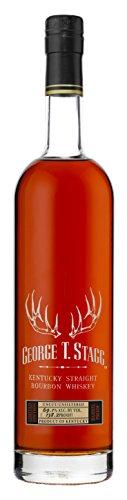 George T. Stagg Kentucky Straight Bourbon Whiskey Spring 2014 mit 69,05 % Vol. aus der legendären Buffalo Trace Destillerie in Kentucky