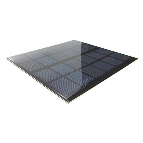 Célula Painel Placa Energia Solar Fotovoltaica 6V 3W 500mA