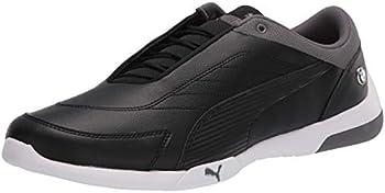 Puma BMW MMS Kart Cat III Men's Black Low Top Sneakers Shoes