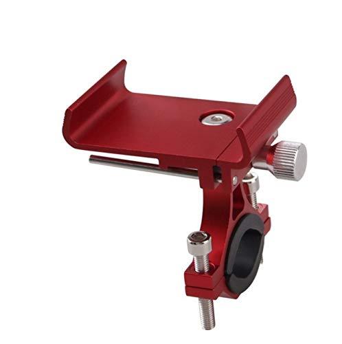 Tenedor del teléfono móvil de la aleación de Aluminio de la Bici de montaña, Tenedor del teléfono de la Motocicleta de la Bicicleta