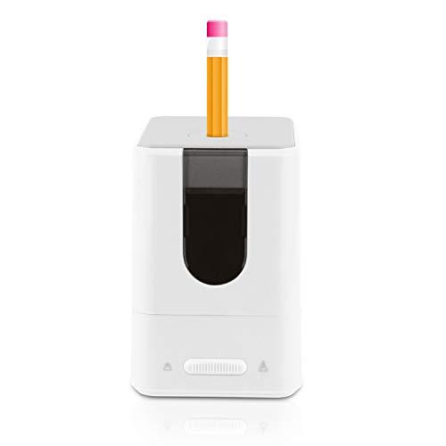 Sacapuntas eléctrico Suddefr con USB o batería, sacapuntas automático eléctrico para niños,...